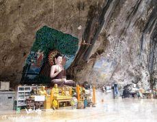 Templos escondidos en la roca