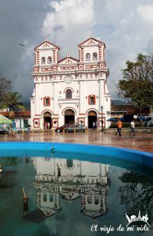 La Iglesia de Guatapé, Colombia