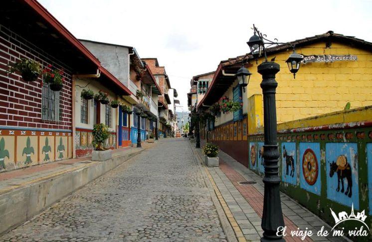De paseo por Guatapé, Colombia