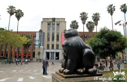 Museo de Antioquia en Medellín, Colombia