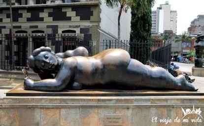 Esculturas de Botero en Medellín, Colombia
