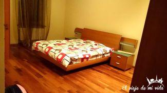 Mi habitación Airbnb en Riga
