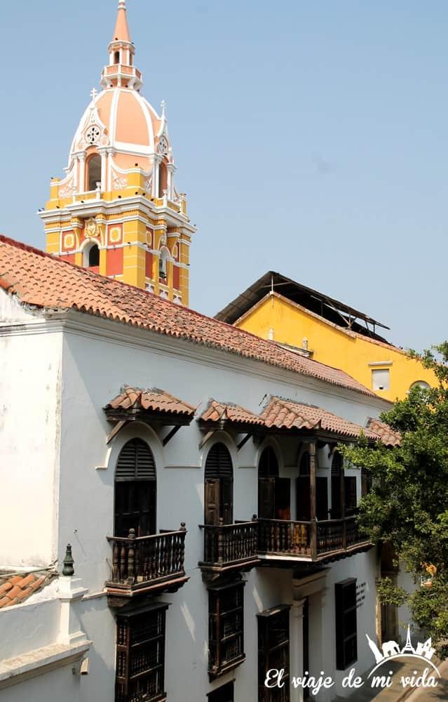 Centro histórico de Cartagena, Colombia