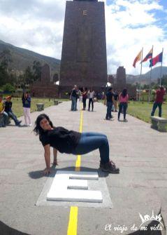 La mitad del Mundo, Quito, Ecuador