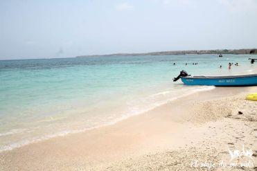 Playa Blanca al Sur de Cartagena