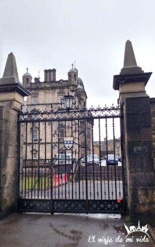 El colegio en el que se inspiró J.K. Rowling para Harry Potter
