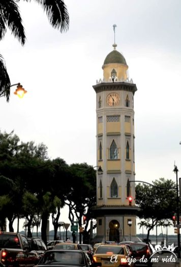 La Torre Morisca en Guayaquil, Ecuador