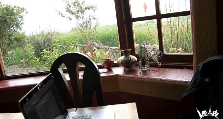 Hostel Secret Garden Cotopaxi, Ecuador