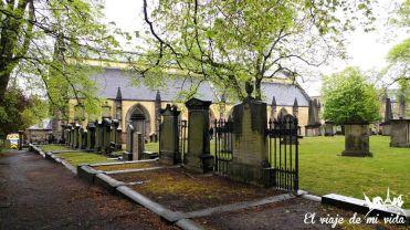 El Cementerio de Greyfriars