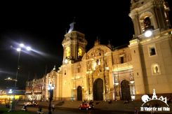 Lima de noche
