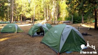 Camping en Yosemite
