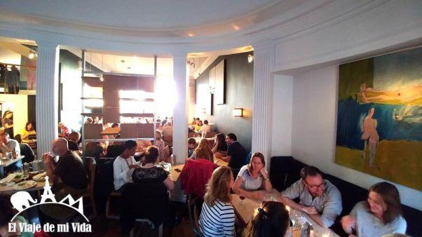 Restaurantes de Edimburgo