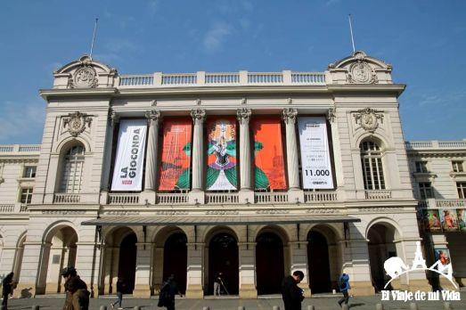 Centro histórico de Santiago de Chile