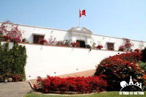 El Museo Larco en Lima, Perú