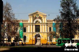 La Universidad de Santiago de Chile
