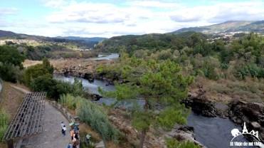 El Río Miño en Arbo