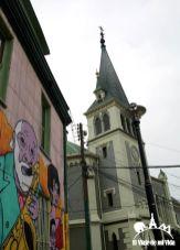 Iglesia luterana de Valparaíso