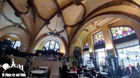 Restaurante Cafetería Santa Lucía en Coímbra