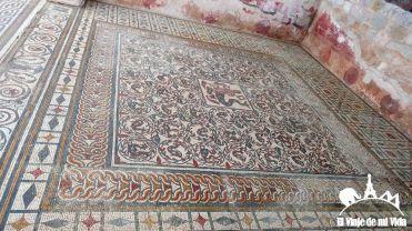 Mosaicos romanos de Conímbriga