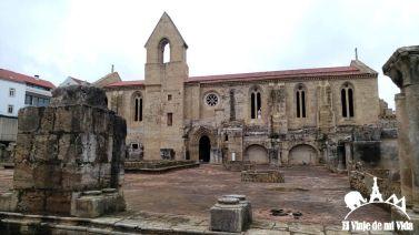 Monasterio de Santa Clara en Coímbra
