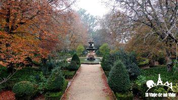 Jardín botánico de Coímbra