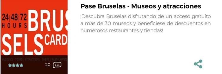 Brusells Card