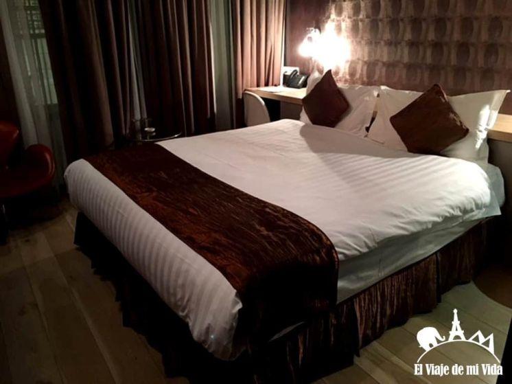 Hotel Amosa en Lieja