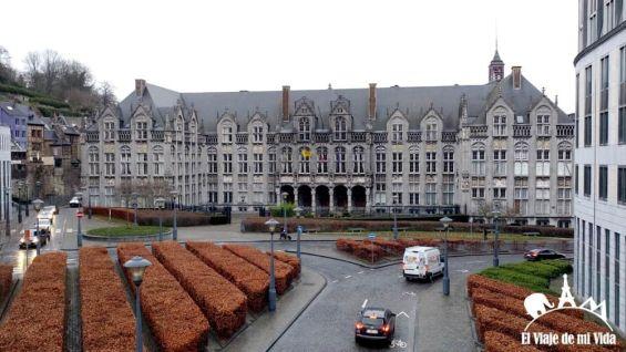 El Palacio de los Príncipes Obispos