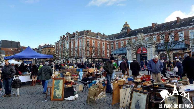Mercado de Marolles