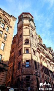 The lighthouse de Mackintosh
