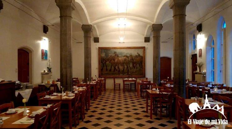 Hotel Monasterium Poortackere