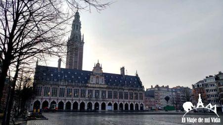 Biblioteca universitaria de Leuven (KU Leuven)