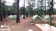 Camping enSouth Rim