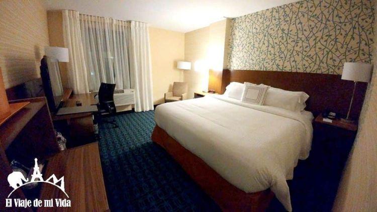 Fairfield Inn & Suites by Marriott en Los Ángeles