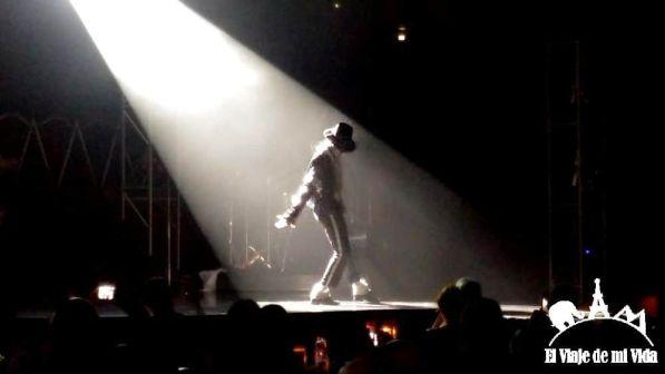 Actuación MJ Live