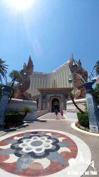 Entrada al Mandalay Bay