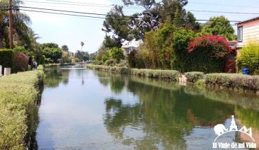 Los canales de Venice, Los Ángeles