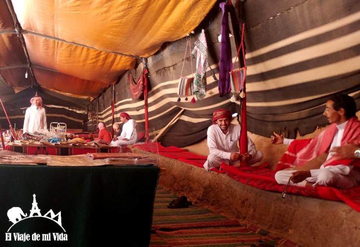 Jaimas beduinas