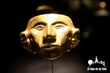 Museo del oro de Bogotá