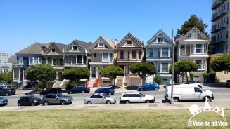 Las painted ladies victorianas