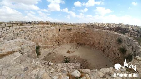 Antigua cisterna
