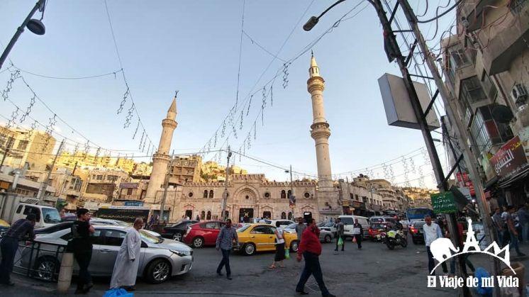 La Mezquita Al-Husseini