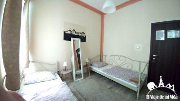 Habitación individual en King n Queens en Zagreb