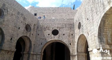 La fortaleza de San Lorenzo