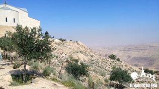 Vistas desde el Monte Nebo