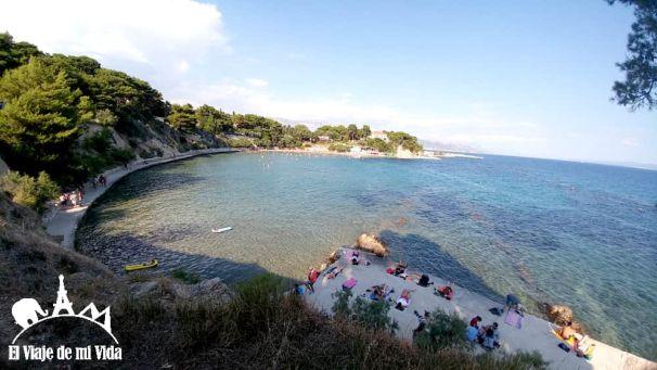 La Playa de Firule