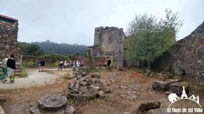 El Monasterio de Carboeiro