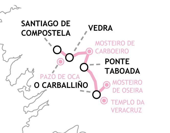 Ruta de los Monasterios