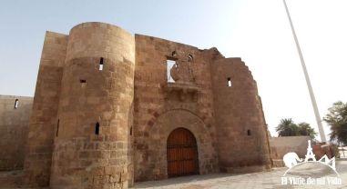Castillo de Aqaba