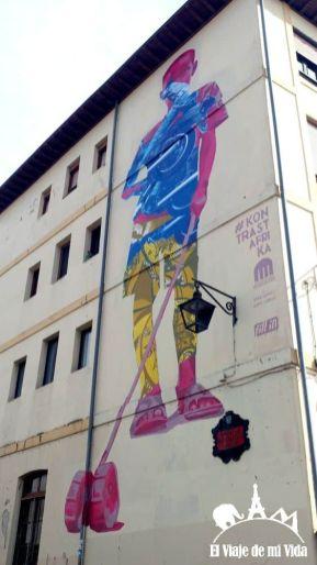 Murales de Gasteiz